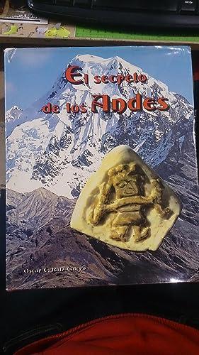 EL SECRETO DE LOS ANDES (Barcelona, 1979) (un acercamiento a las antiguas culturas andinas): Óscar ...
