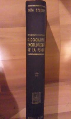DICCIONARIO ENCICLOPÉDICO DE LA PSIQUE (Buenos Aires: Dr. L. C.