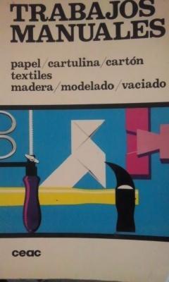 trabajos manuales papel cartulina cartn textiles madera jos fernndez
