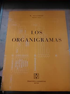 LOS ORGANIGRAMAS (Barcelona, 1961): R. Allusson (ingeniero)