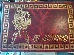 EL JABATO. Volumen 8 (Barcelona, 1996) Encuadernación de Lujo: Guión R. Martín/ Dibujos ...