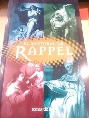 EL SANTORAL DE RAPPEL (Madrid, 1997): Rappel (Rafael Paya Pinilla. Es uno de los más destacados ...