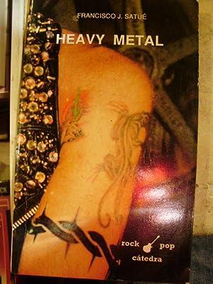 HEAVY METAL (Madrid, 1992): Francisco J. Satue