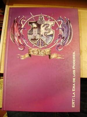ERT. LA ERA DE LOS PODERES. Libro básico de Rol (Madrid, 1999): Tamar Mª Rodríguez/ Hugo ...