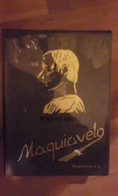 Roberto Ridolfi: VIDA DE NICOLAS MAQUIAVELO (México 1961): Roberto Ridolfi