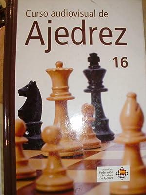 CURSO AUDIOVISUAL DE AJEDREZ, 16 (Barcelona, 2011): VV. AA.