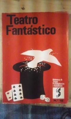 TEATRO FANTÁSTICO (Palma de Mallorca 1969) Biblioteca: Robert Houdin (Nació