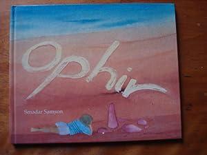Ophir - UK postage £2.80: Samson, Smadar