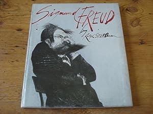 Sigmund Freud - SIGNED: Steadman, Ralph