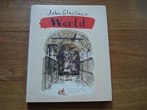 John Glashan's World - SIGNED: Glashan, John