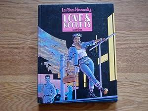 Love and Rockets Collection Book Three: Los Bros Hernandez,