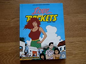 Love and Rockets Collection Book Two -: Los Brothers Hernandez,