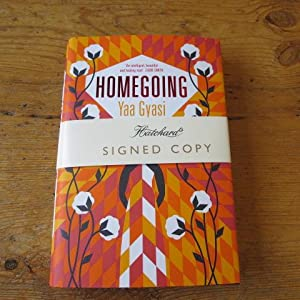 Homegoing - SIGNED: Yaa Gyasi