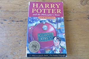 Harry Potter and the Philosopher's Stone -: Rowling, J. K.