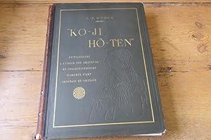 Ko-Ji Hô-Ten. Dictionnaire a l'usage des amateurs: Weber, V.-F