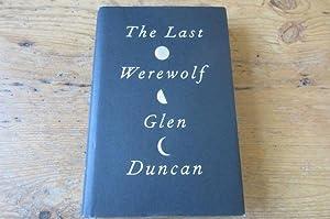 The Last Werewolf - SIGNED: Duncan, Glen