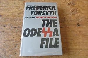 The Odessa File - SIGNED: Forsyth, Frederick