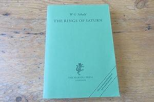 Rings of Saturn: An English Pilgrimage -: Sebald, W. G.