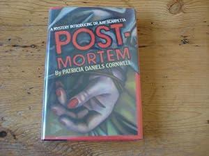 Postmortem - SIGNED: Cornwell, Patricia Daniels