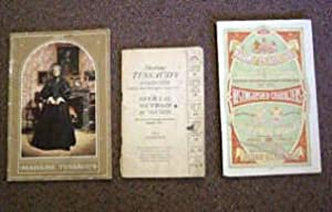 Exhibition Catalogues from Madame Tussaud's Wax Gallery,: Madame Tussaud]