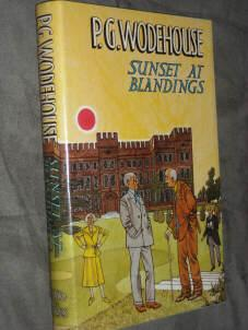 Sunset at Blandings: Wodehouse, P.G.