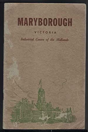 MARYBOROUGH Industrial Centre of the Midlands: Hutchinson, J. A.