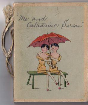ME AND CATHARINE SUSAN: Ainslie, Kathleen