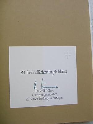 Impressionen Freiburg Im Breisgau