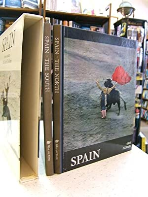 Spain i Two volumes North and South: Anton Dietrich