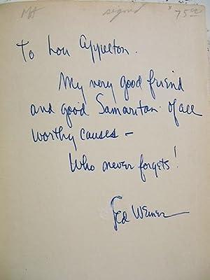 Damon Runyon Story: Weiner, Ed