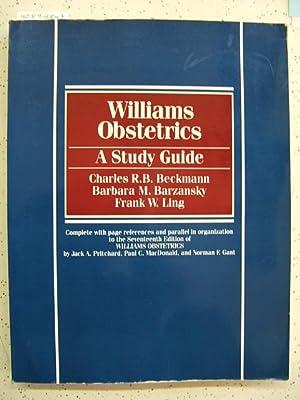 Williams Obstetrics: Study Gde: Beckman, Charles R.B.;