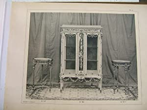 Sieges Et Meubles French Furniture