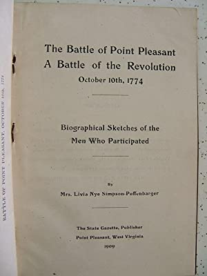 The Battle of Point Pleasant: Livia Nye Simpson-Poffenbarger