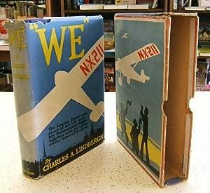 We: Charles Lindbergh