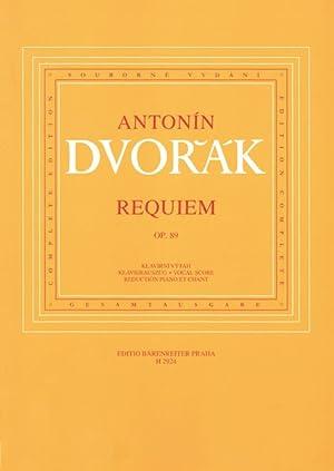 Requiem, Op. 89 In Bb Minor /: Dvorak, Antonin,
