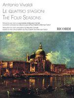 Quattro Stagioni = The Four Seasons : Vivaldi, Antonio,