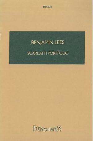 Scarlatti Portfolio : A Transformation For Orchestra: Lees, Benjamin,