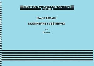 Klokkerne I Vestervig : For Carillon.: Eftestol, Sverre.