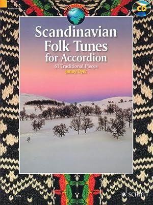 Scandinavian Folk Tunes For Accordion : 61