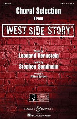 West Side Story - Choral Selections : Bernstein, Leonard,