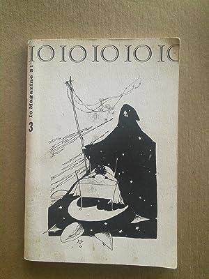 IO Magazine #3: Diane Wakowski, Ken