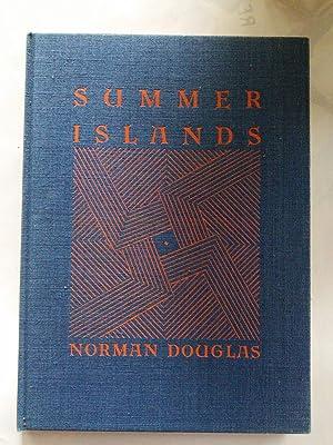 Summer Islands: Norman Douglas