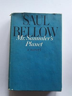 Mr. Sammler's Planet: Saul Bellow