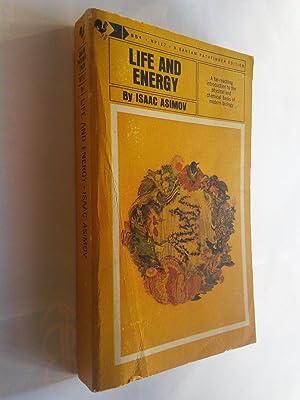 Life and Energy: Isaac Asimov