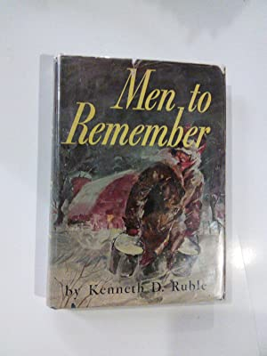Men To Remember