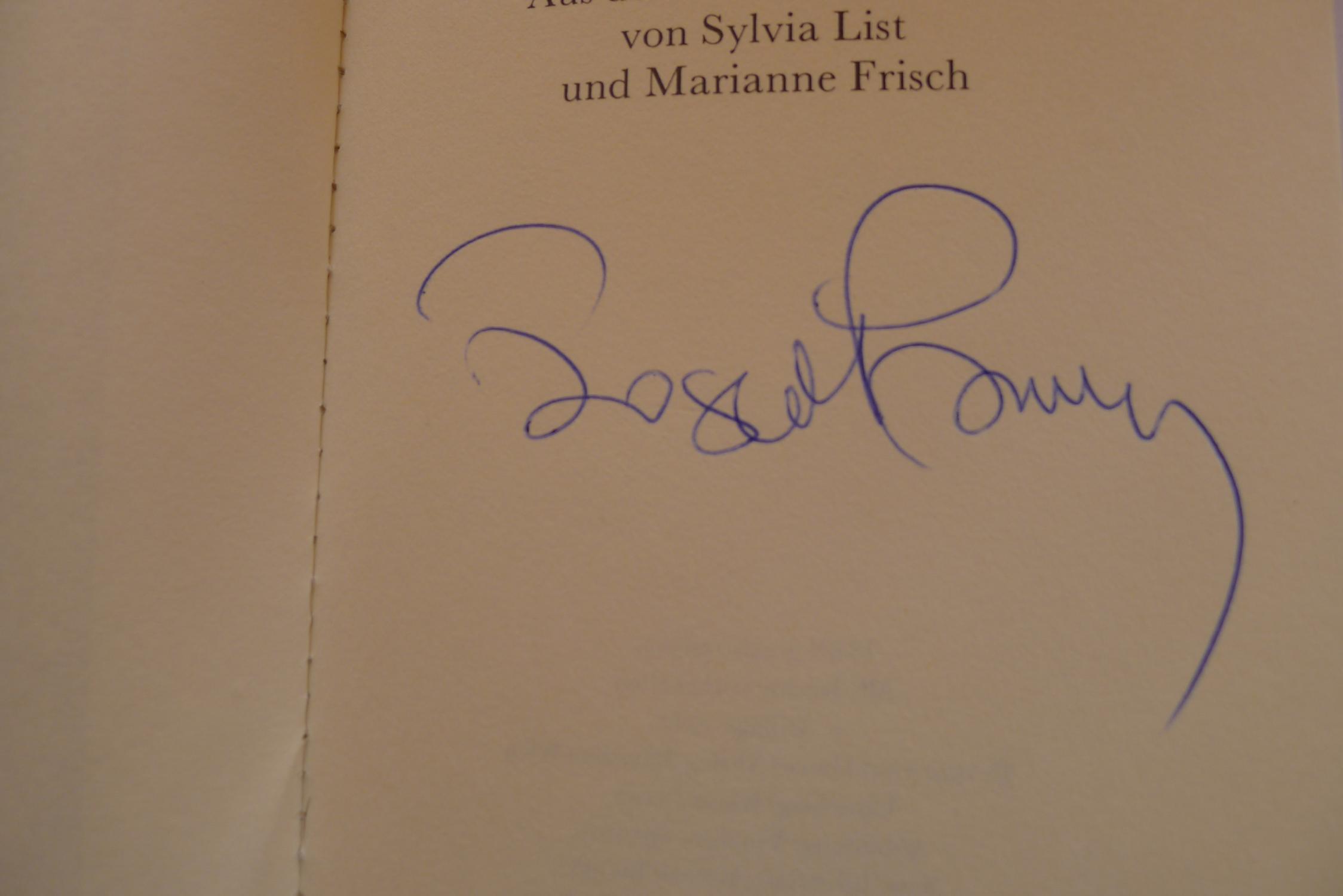 Erinnerungen an Petersburg, Aus dem Amerikanischen von Sylvia List & Marianne Frisch,: Brodsky,...