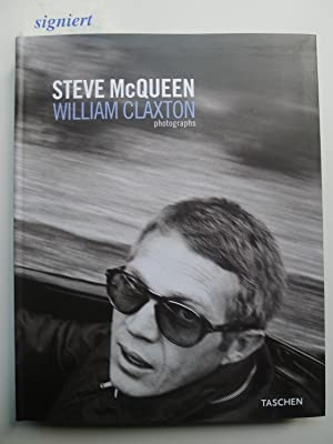 Steve McQueen, Photographs, Foreword & commentary by William Claxton,