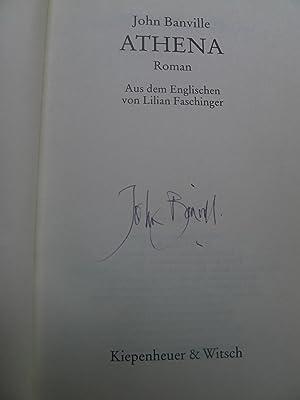 Athena, Roman, Aus dem Englischen von Lilian Faschinger,: Banville, John: