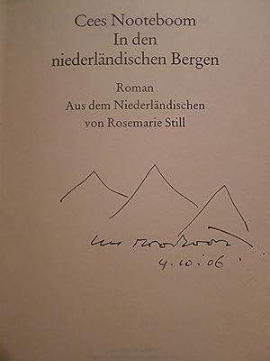 In den niederländischen Bergen, Roman, Aus dem Niederländischen von Rosemarie Still,: ...