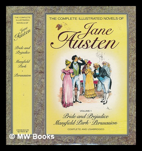 The Complete Illustrated Novels Of Jane Austen Vol 1 Only